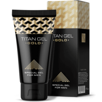 Титан Гель GOLD ОРИГИНАЛ (Titan Gel GOLD Original)